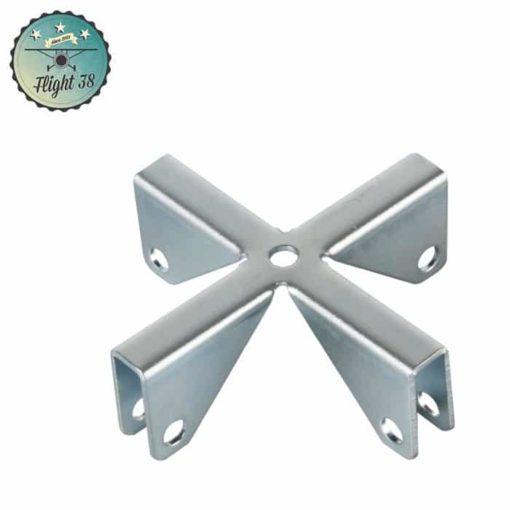 F4271 Croix pour Parois Séparatrices 6,7 mm