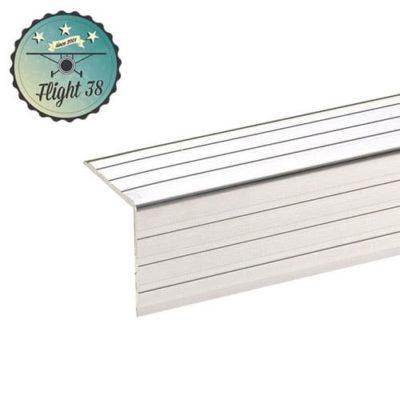 FALU6105-A Profilé Cornière aluminium 30 x 30 mm
