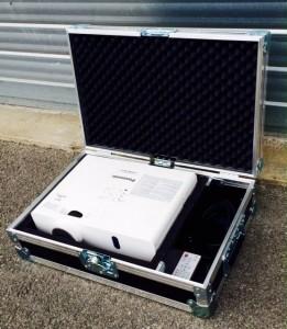 valise pour vidéo projecteur sur mesure occasion