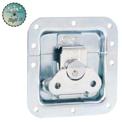 FF17295P-A Fermeture Papillon médium Cadenassable sans Passage de Profilé Cuvette 9 mm
