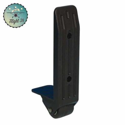 FR3782 Roulette d'Angle nylon 40 mm
