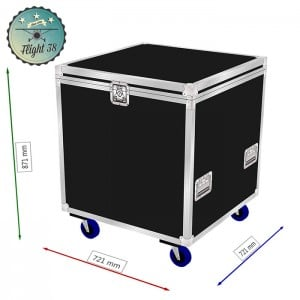 flight case tradi cube en kit ou occasion