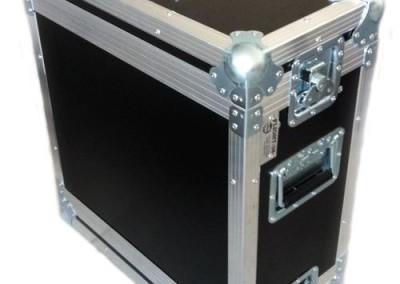 "flight case racks 19"" 6U"