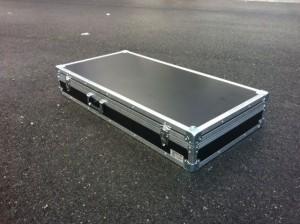valise type flight case en kit sur mesure occasion