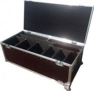 flycase sur mesure avec compartiments en kit, d'occasion pas cher