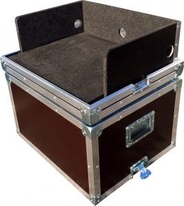 flycase empilable avec rebords en kit pas cher