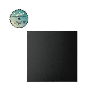 FB05107 Panneau PP Alvéolaire noir 10 mm