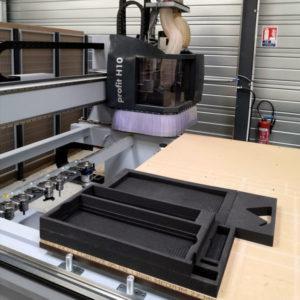 Machine CNC commande numérique