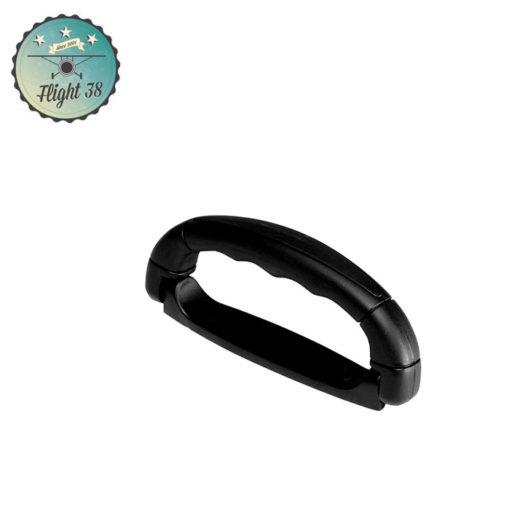 HG-4245.b Poignée de Valise plastique monobloc noir