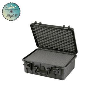 Valise étanche et résistant Panaro : MAX380H160-aperta