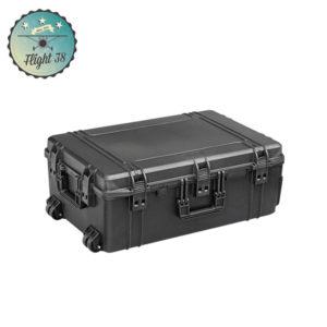 Valise étanche et résistant Panaro : MAX750H280-RUOTE