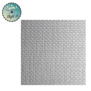Matériau alvéolaire PP High-Tech noir et argent 9,5 mm